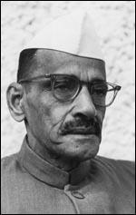 திரு. குல்சாரி லால் நந்தா