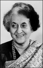 Smt. Indira Gandhi