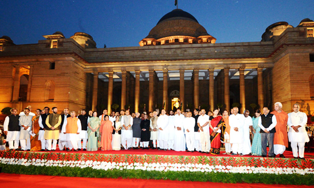 Portfolios of the Union Council of Ministers | Prime Minister of India