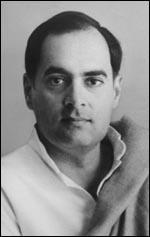 திரு. ராஜீவ் காந்தி