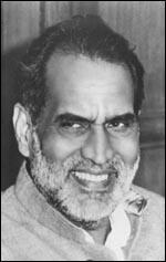 Shri Chandra Shekhar