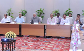 PM chairs meeting on Mission Swacch Bharat