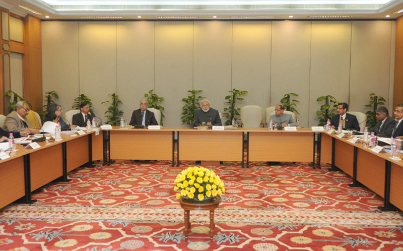 PM chairs high-level meeting on infrastructure sectors