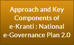national e governance plan of india National e-governance plan benefits of cloud technology, deity has launched a new initiative named as ' meghraj ' for creating a government of india cloud (gi cloud) computing environment at the national level.