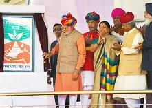 एक खुशहाल भारत के लिए मजबूत किसान