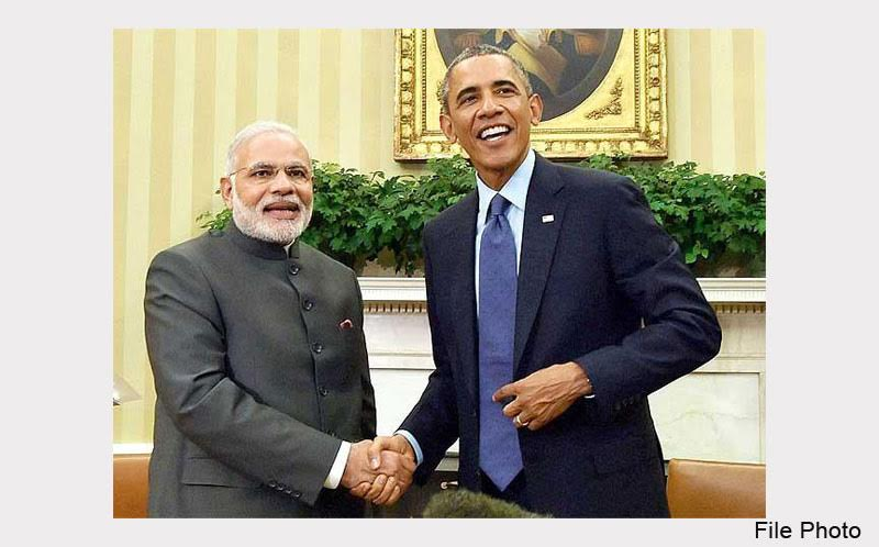 US President Barack Obama calls PM; extends greetings on Diwali