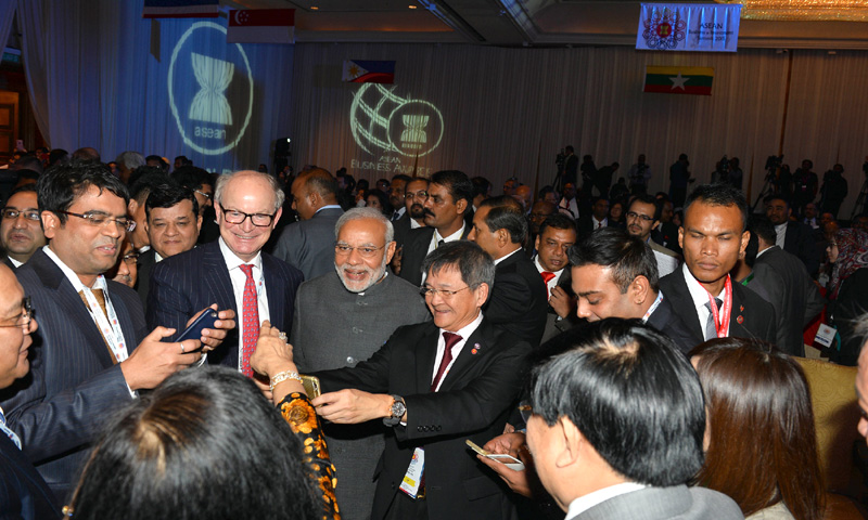 PM's bilateral engagements on the sidelines of the ASEAN Summit