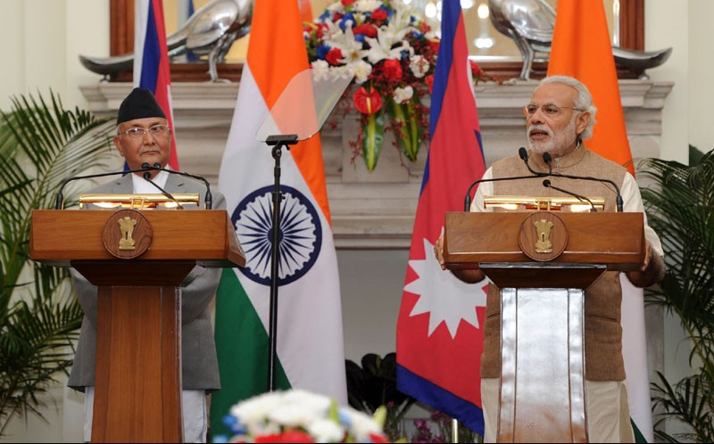 Text of PM's statement to media in the joint media briefing with PM of Nepal