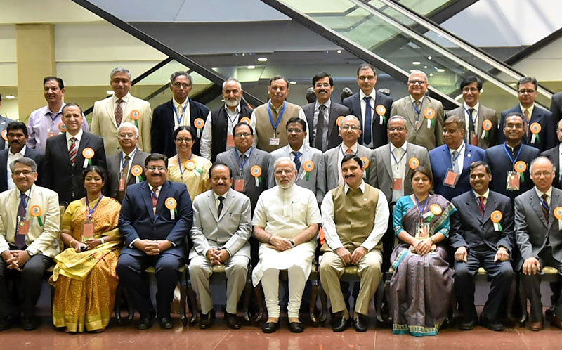 PM inaugurates CSIR's Platinum Jubilee Function on the occasion of its 75th Foundation Day