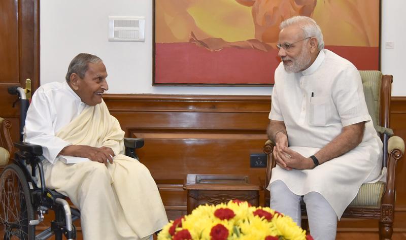 ದಾದಾ ವಾಸ್ವಾನಿ, ಆಧ್ಯಾತ್ಮಿಕ ನಾಯಕ