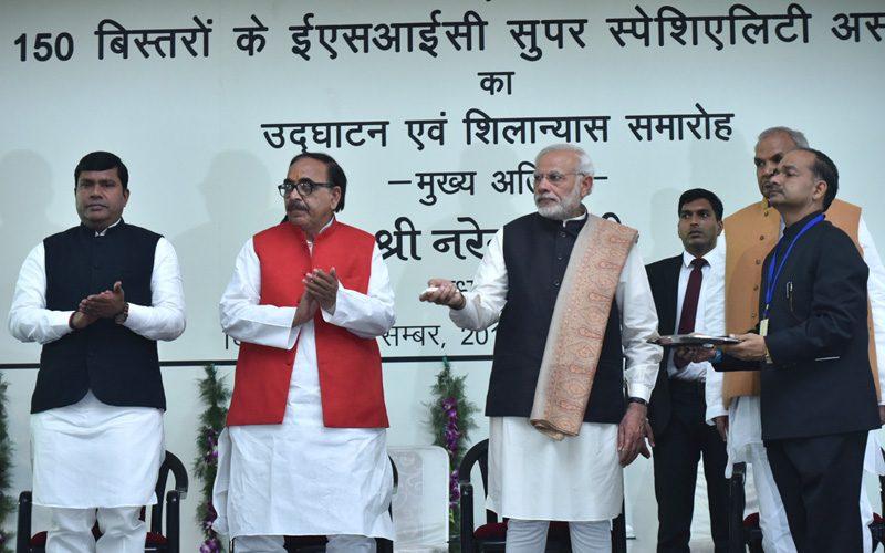 PM in Varanasi