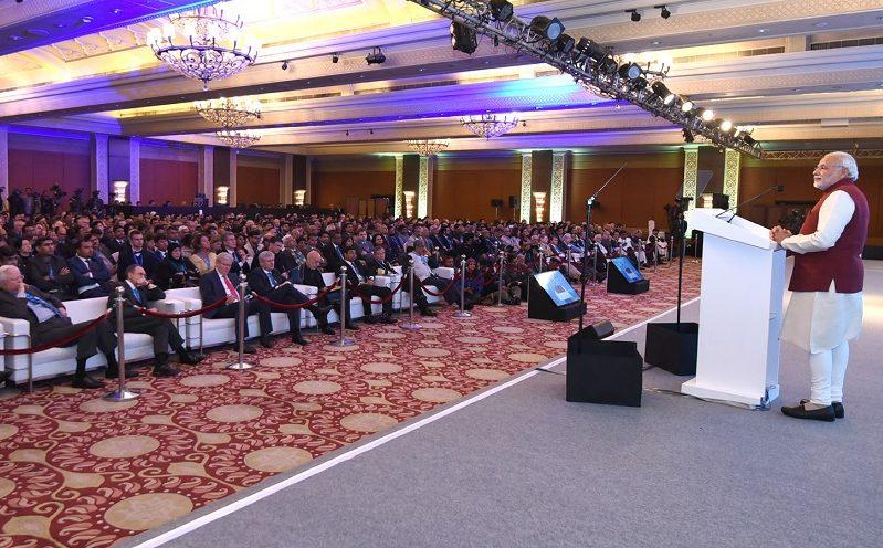 दूसरी रायसीना वार्ता के उद्घाटन सत्र में प्रधानमंत्री का उद्घाटन संबोधन