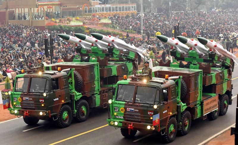68th Republic Day celebrations in New Delhi