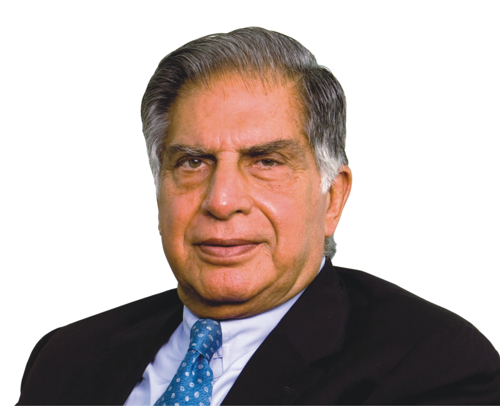 Ratan Tata, Interim Chairman of Tata Sons. Chairman – Tata Trusts