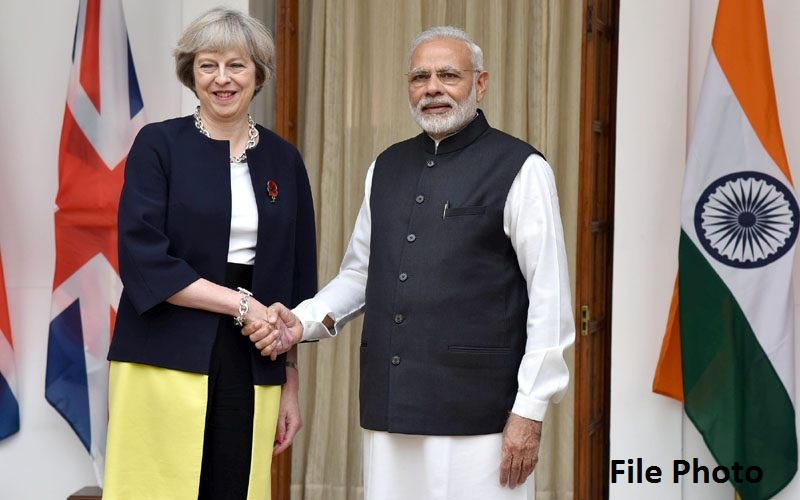 PM speaks to UK PM; expresses solidarity with UK after the terror attack in Manchester