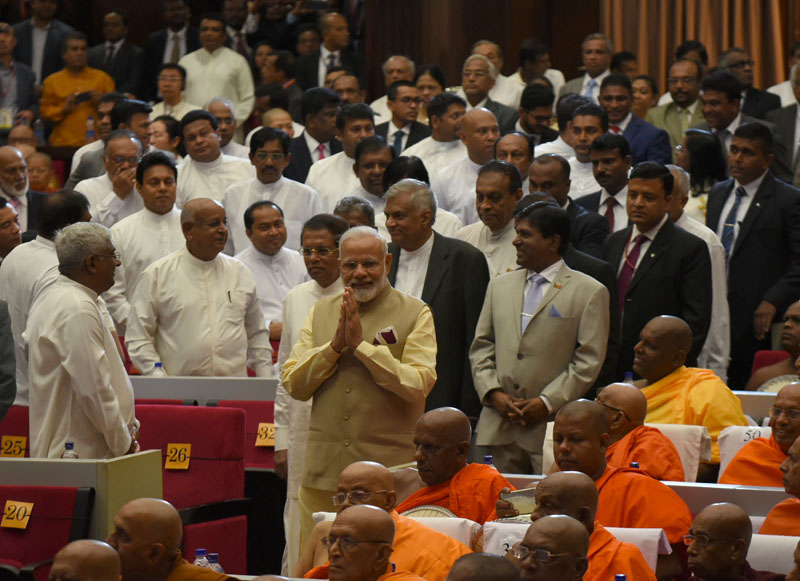 PM addresses Opening Ceremony of the International Vesak Day Celebrations
