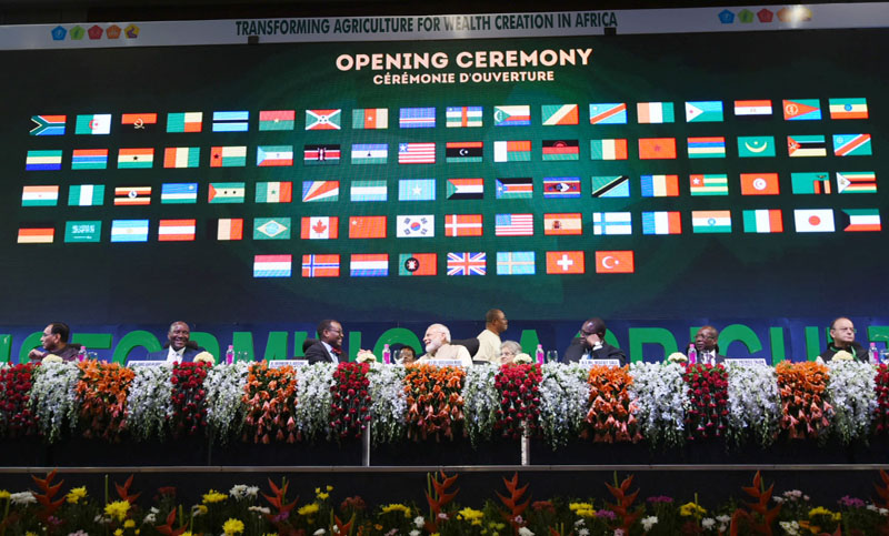 PM's address at the inauguration of the Annual Meeting of the African Development Bank