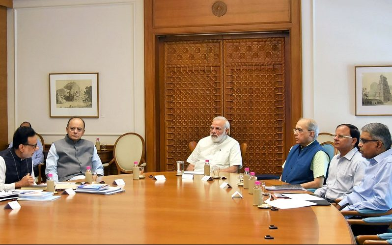 PM reviews progress towards beginning of GST on July 1
