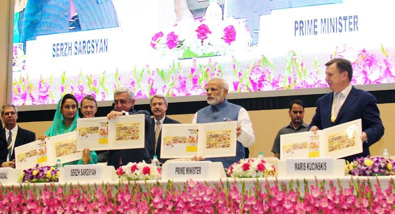 PM's address at World Food India 2017