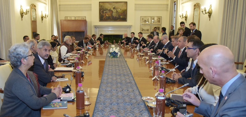 List of MoUs/Agreements signed during the visit of Prime Minister of
