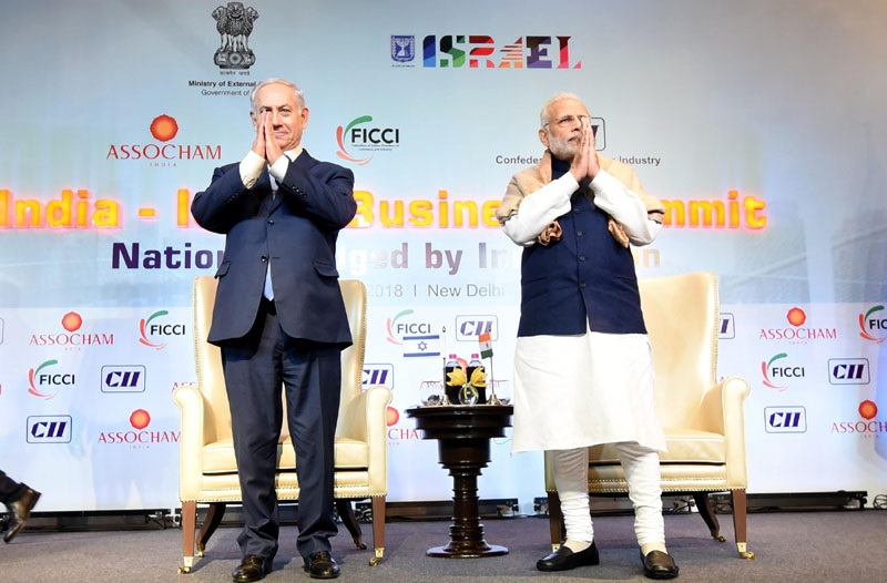 PM's Remarks at the India-Israel Business Summit