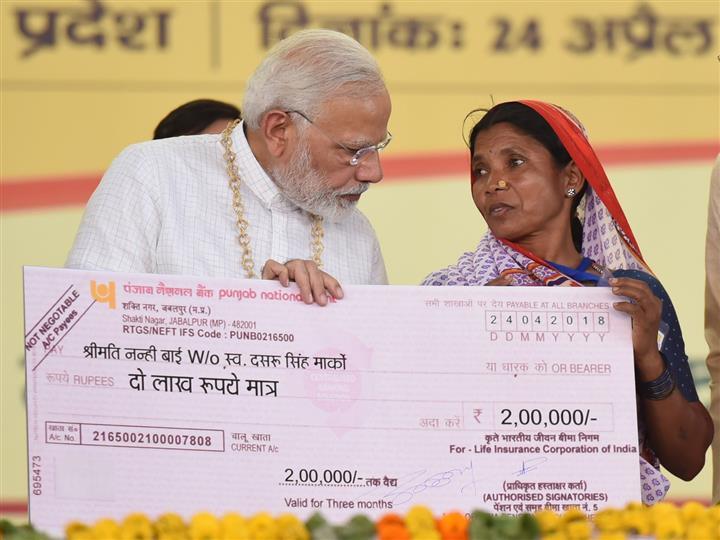 PM launches Rashtriya Gramin Swaraj Abhiyan; unveils roadmap for overall development of tribals