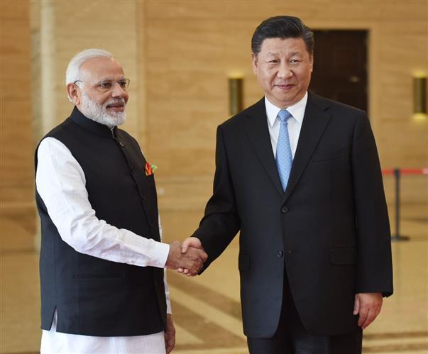 PM in China (April 27, 2018)