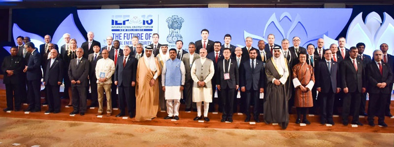 PM's address at the International Energy Forum Ministerial Meeting