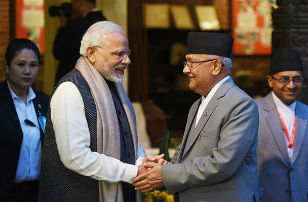 India-Nepal Joint Statement during the State Visit of Prime Minister of India to Nepal