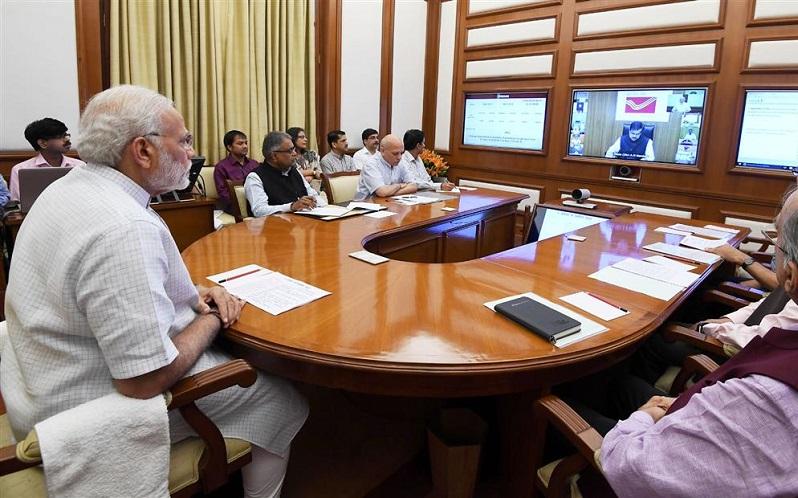 PM's twenty-sixth interaction through PRAGATI