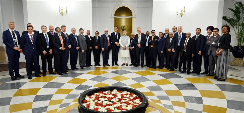 PM's Press Statement during the visit of the Prime Minister of Netherlands to India