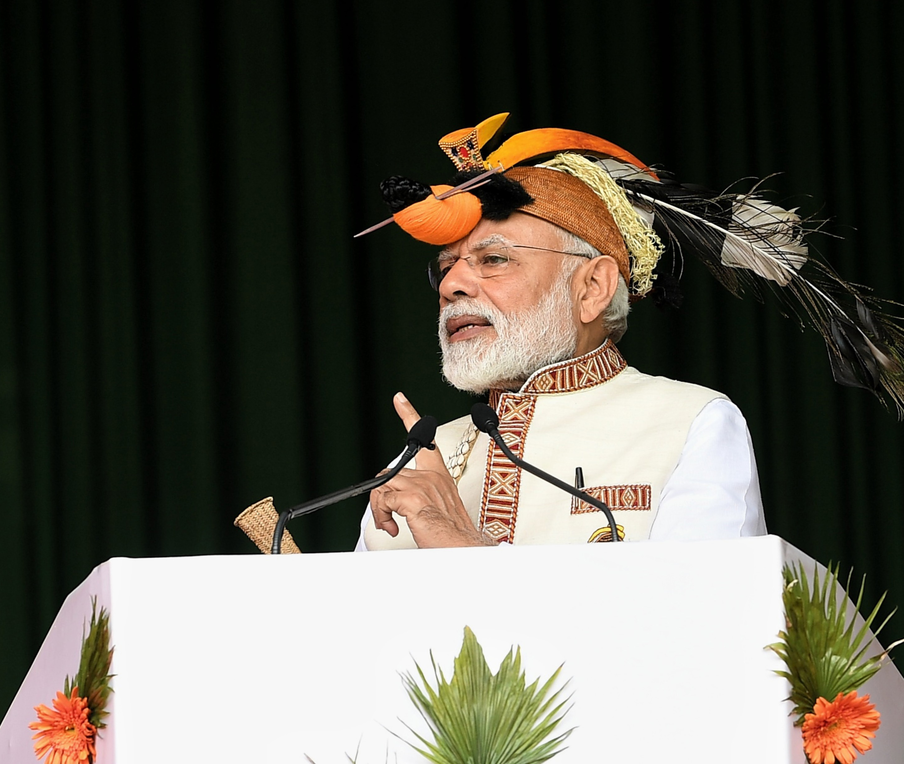 PM visits Itanagar, says New India can be built only when North East is developed