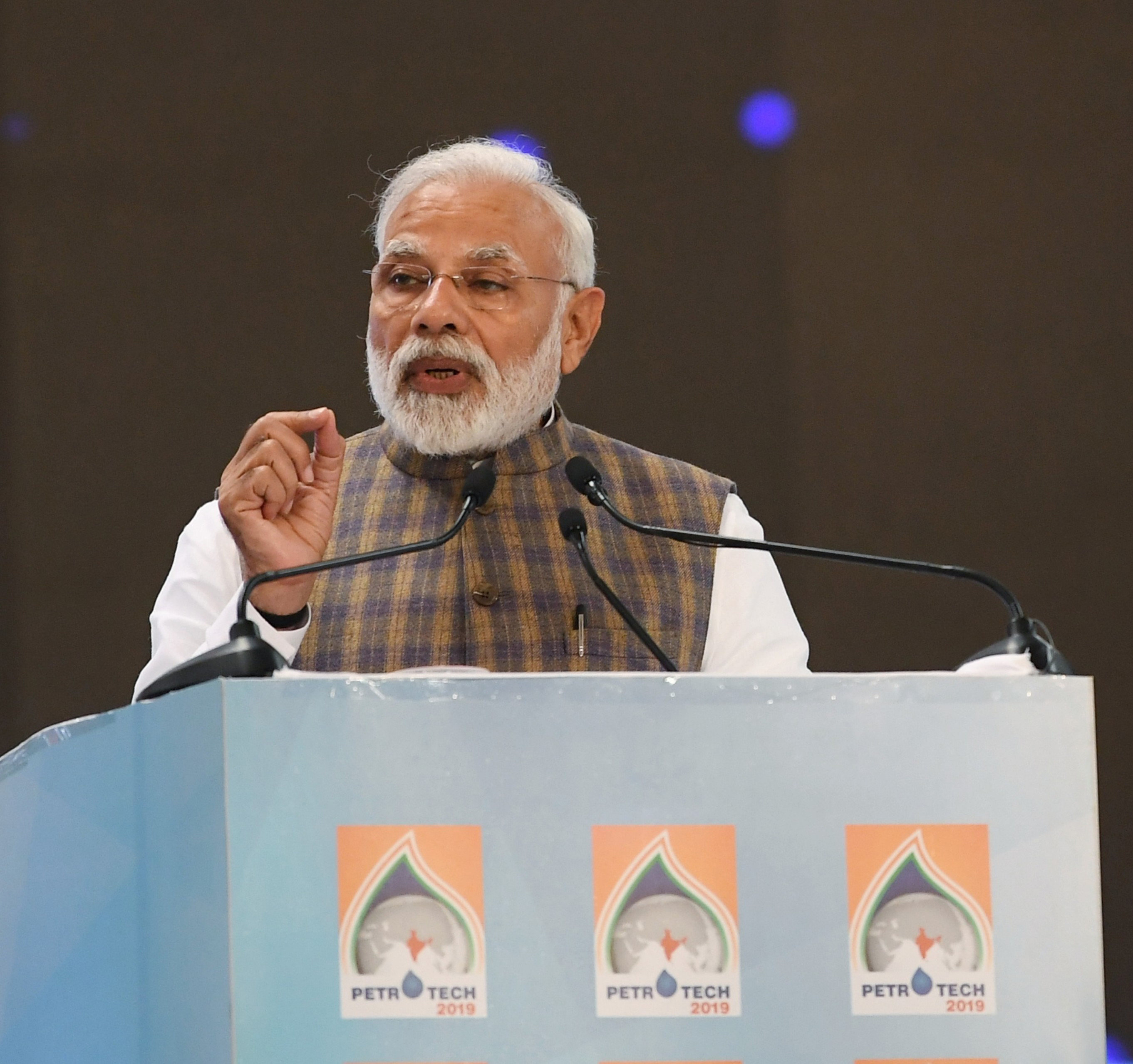 PM inaugurates PETROTECH -2019; says energy is a key driver of socio-economic growth