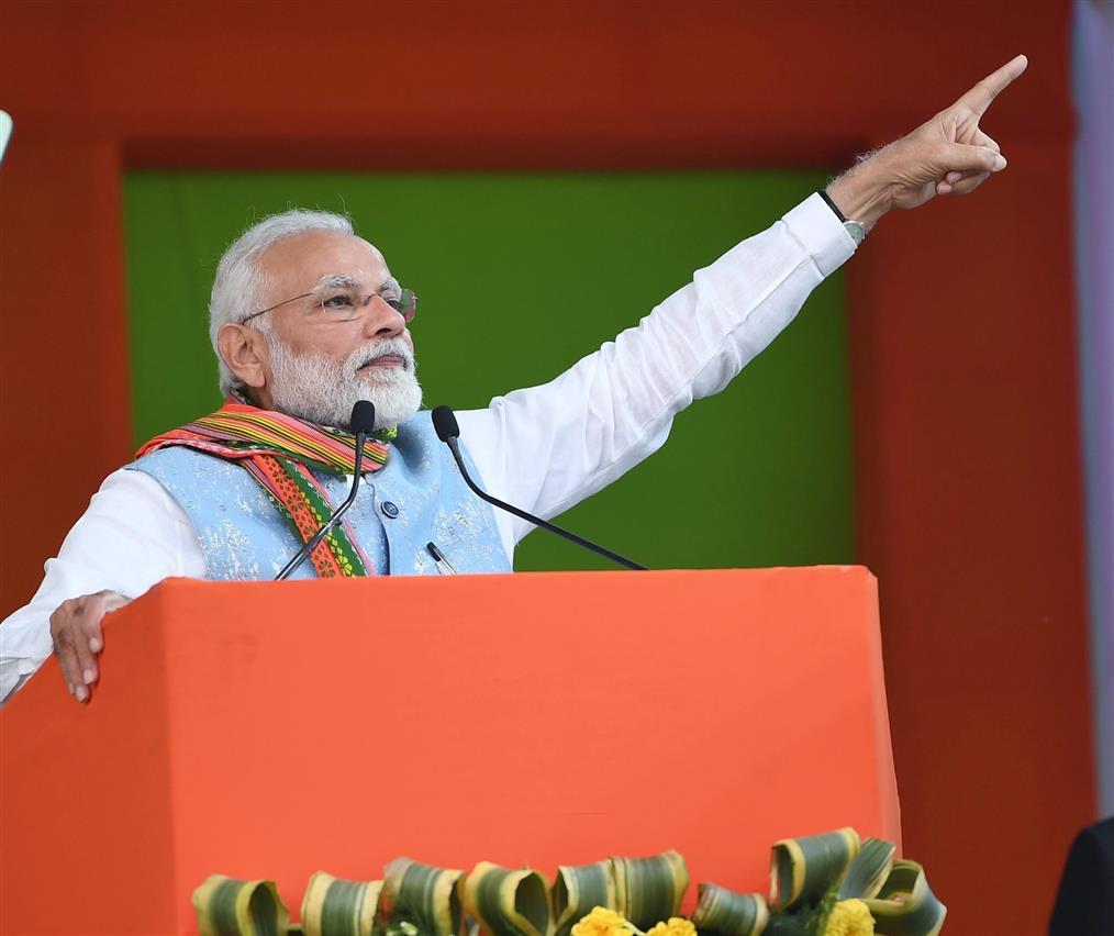 PM visits Agartala