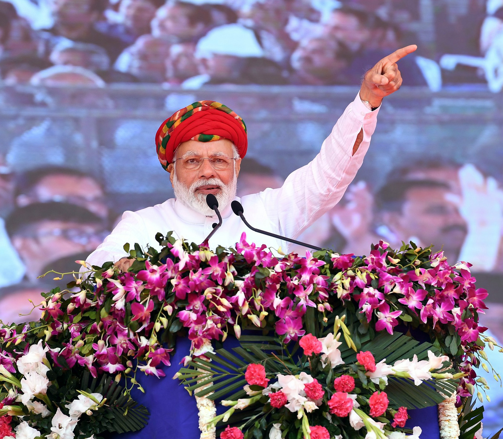 PM visits Jamnagar in Gujarat