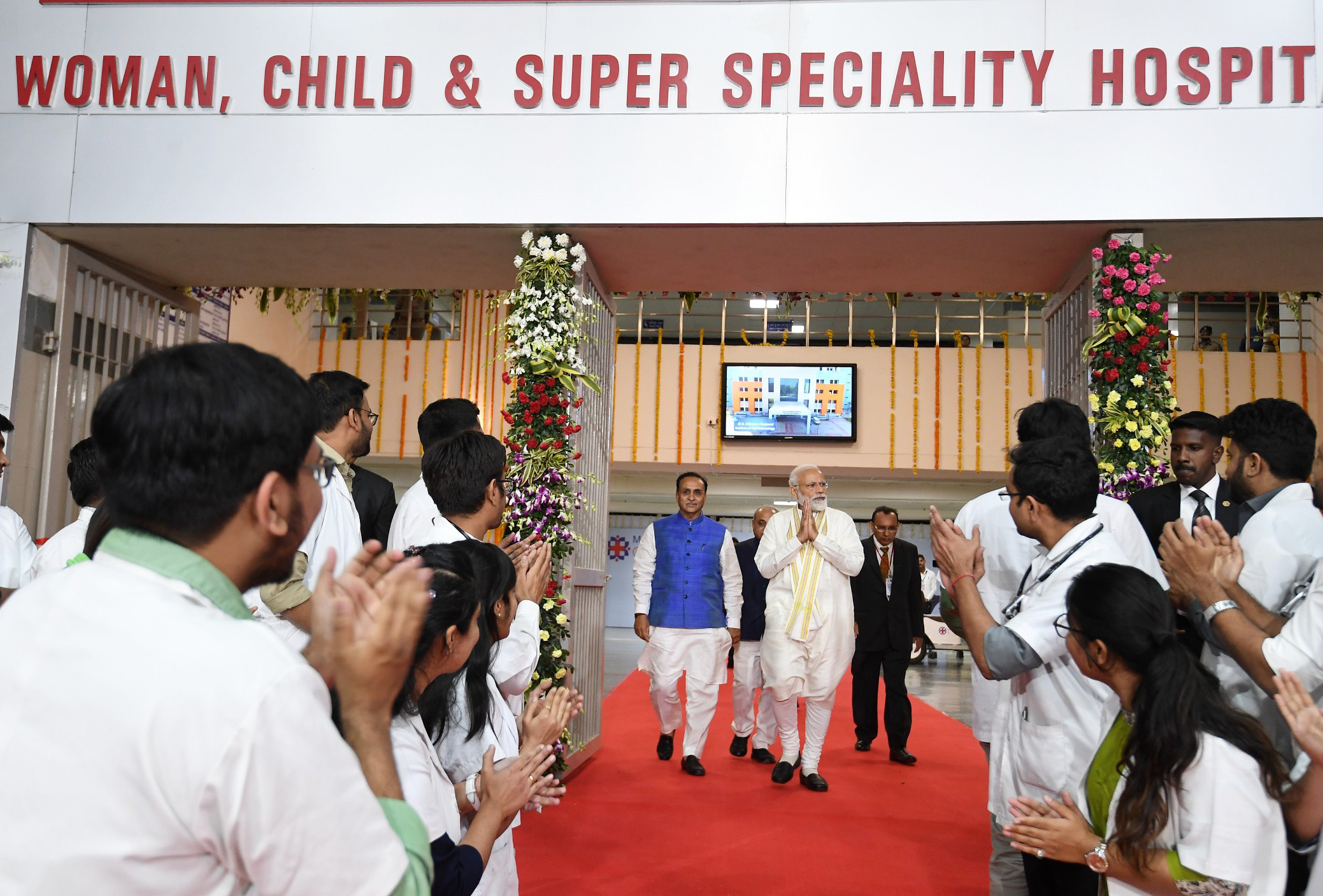 PM launches several development projects in Ahmedabad, Gujarat