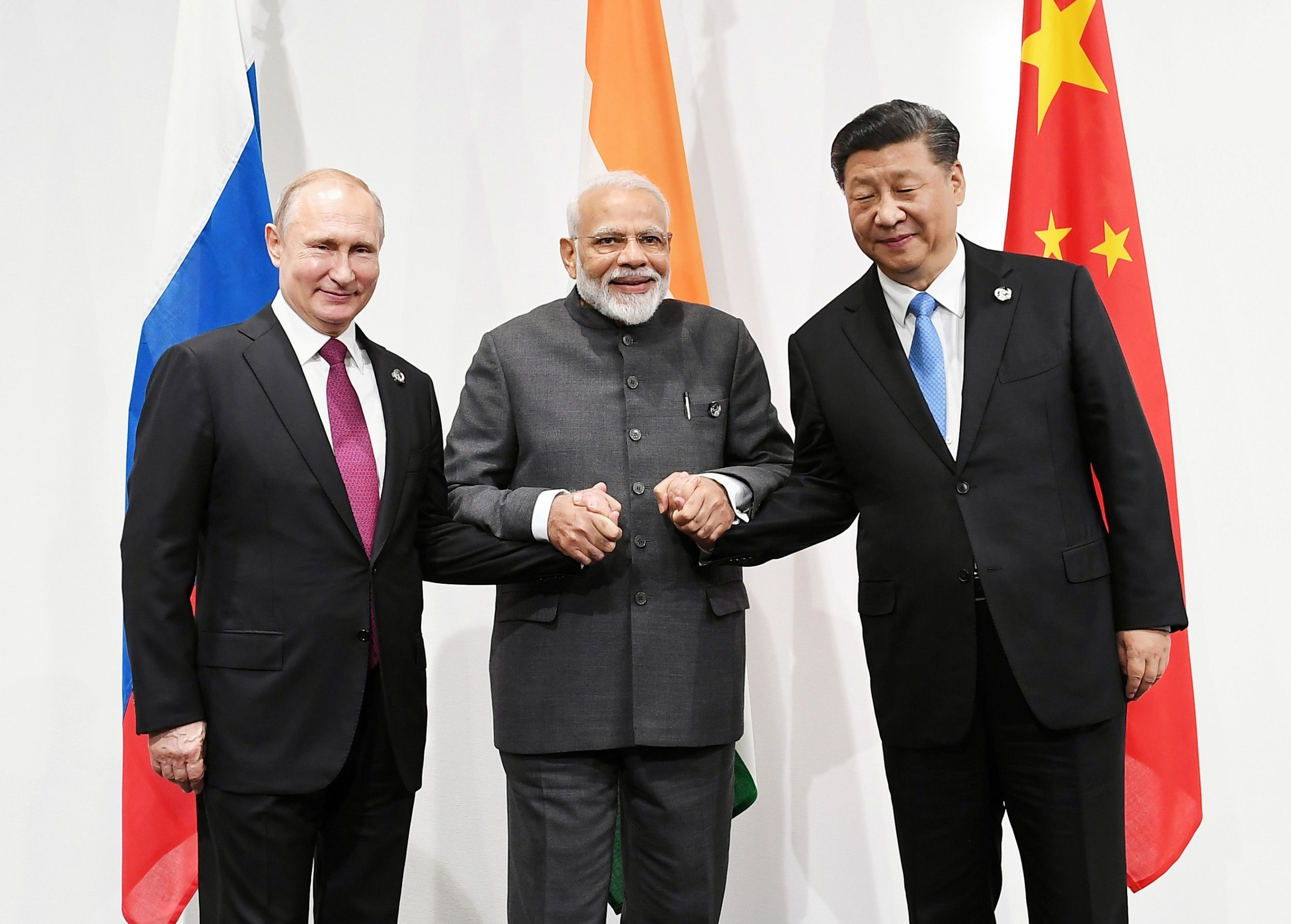 PM's opening remarks at the informal summit of 'Russia-India-China' (RIC) leaders on the margins of G-20 Summit 2019