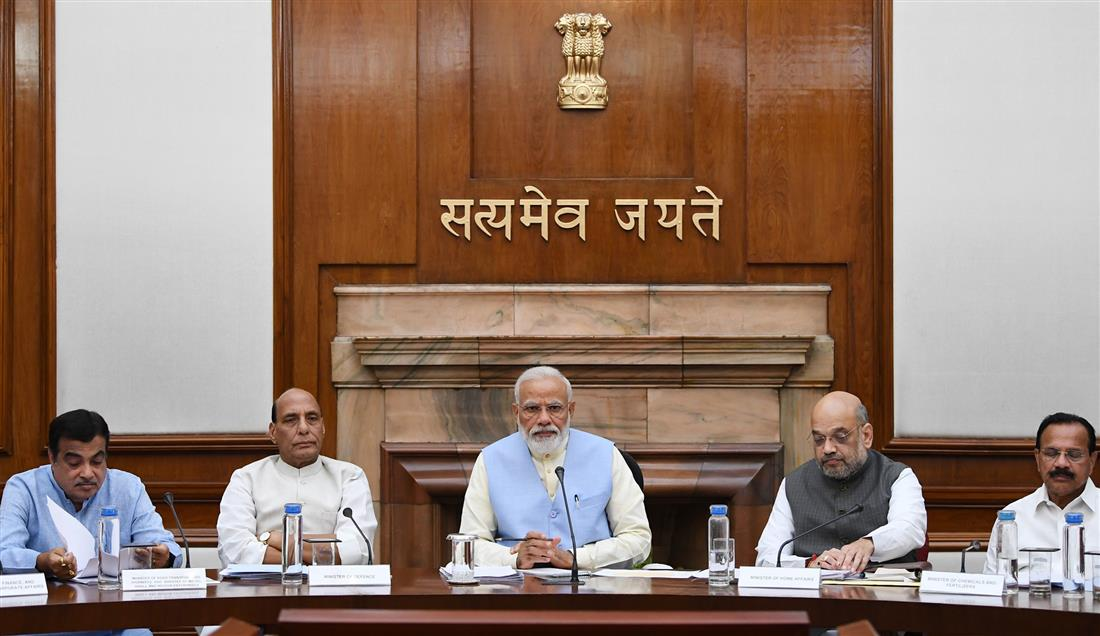 Cabinet approves Constitution of 22nd Law Commission of India for a term of three years