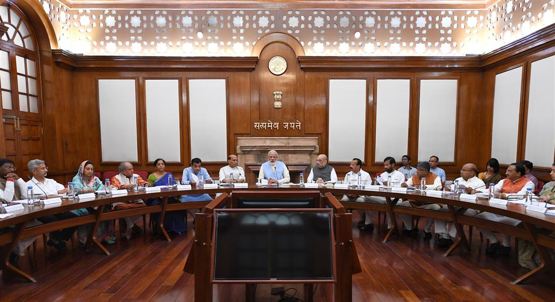 Cabinet approves Swachh Bharat Mission (Grameen) Phase-II