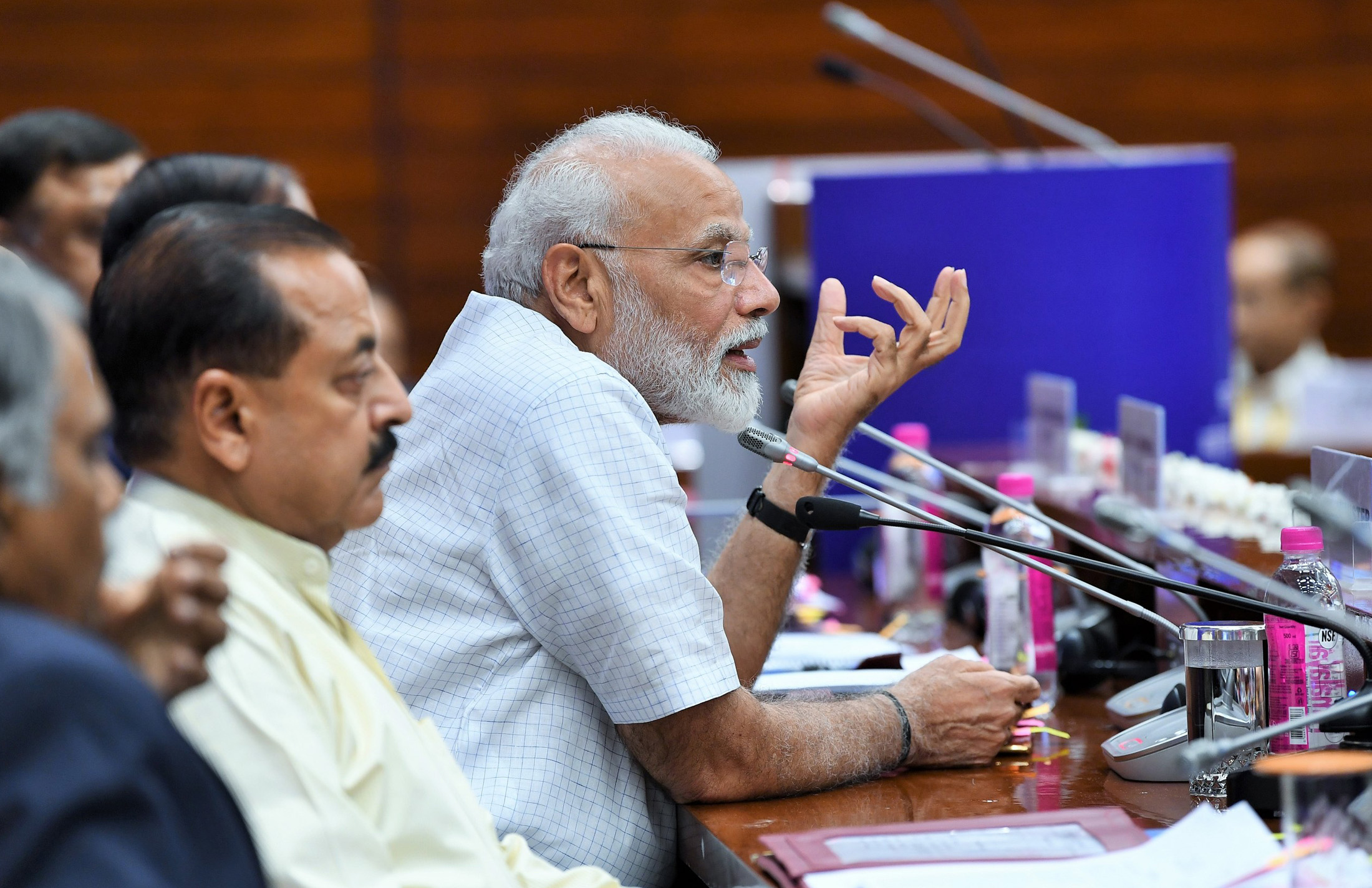PM addresses Inaugural Session of Assistant Secretaries (IAS Officers of 2017 batch)