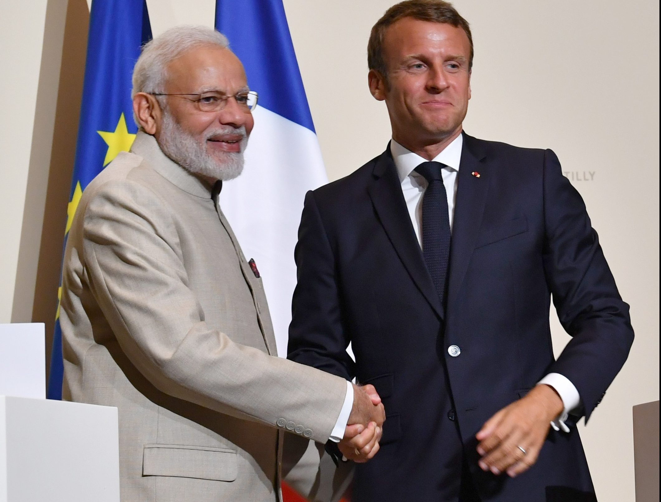 List of MoUs signed during visit of PM to France