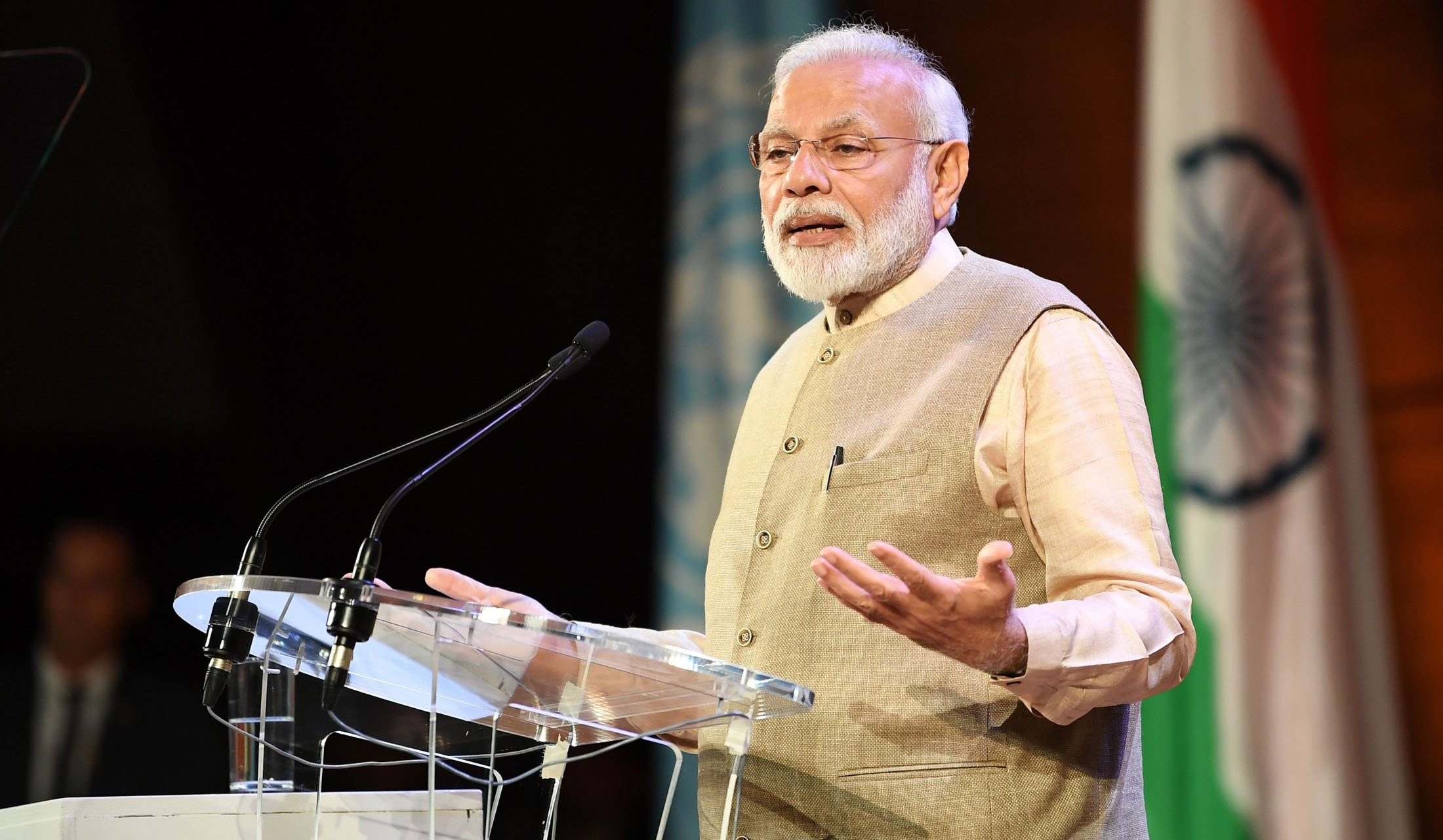 PM's address to the Indian community in France