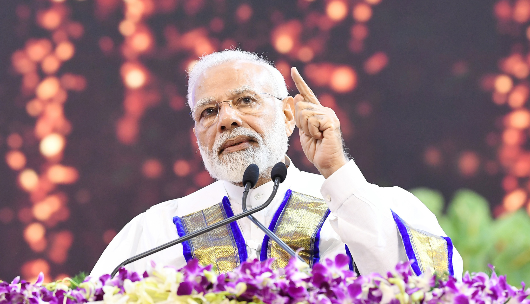 PM's Speech at the Convocation of IIT Madras