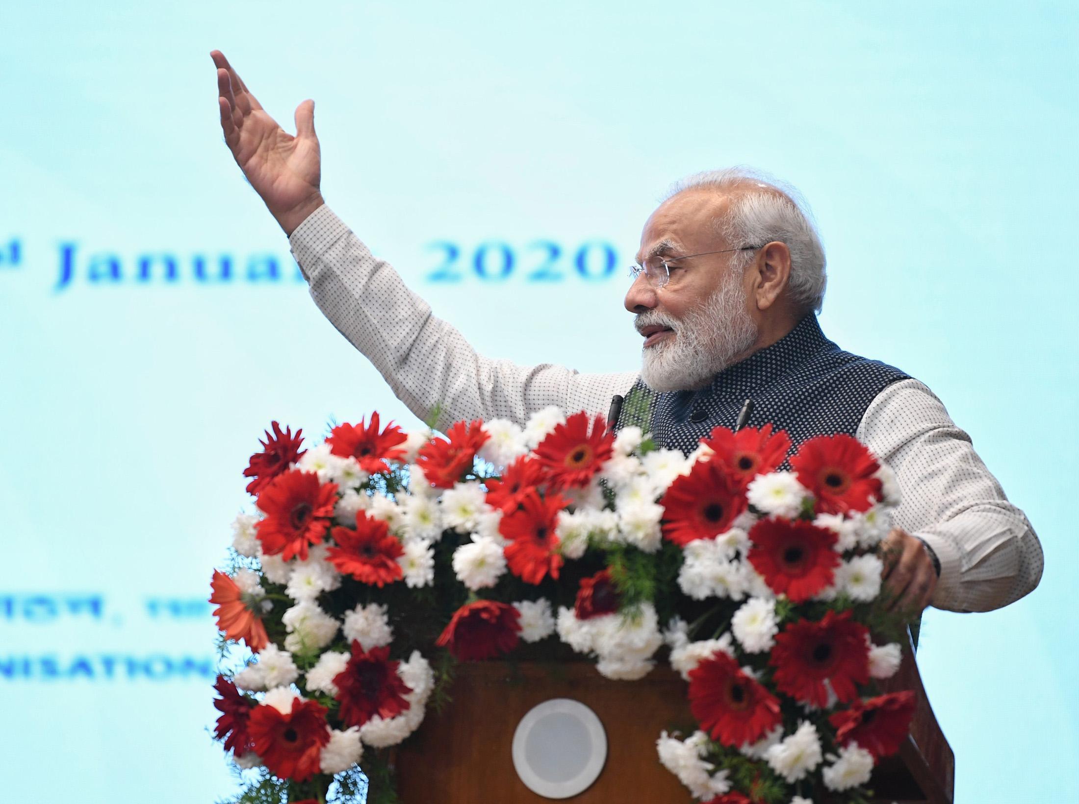 कर्नाटक में पांच डीआरडीओ (DRDO) यंग साइंटिस्ट लैब्स के उद्घाटन अवसर पर प्रधानमंत्री के सम्बोधन