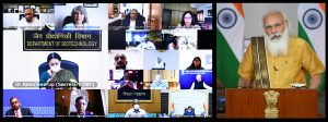 PM's remarks at CSIR meeting