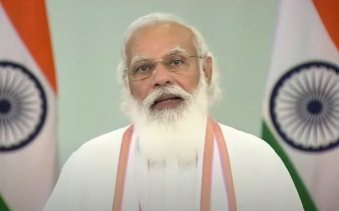 PM's address to mark the first anniversary of National Education Policy 2020