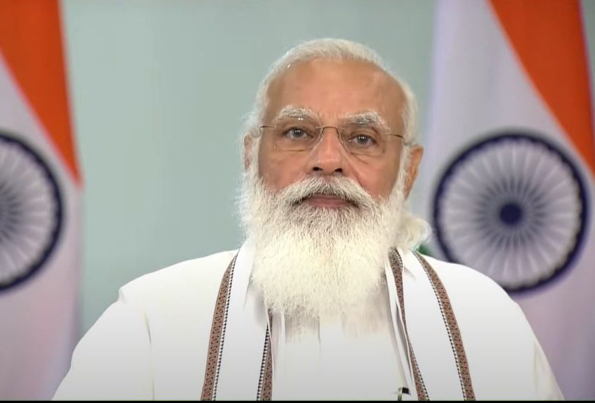 PM's speech at the launch of e-RUPI digital payment solution