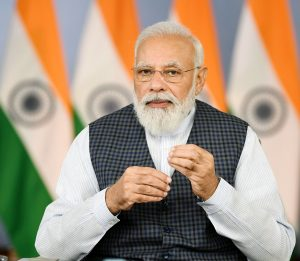 PM's address at launch of Indian Space Association